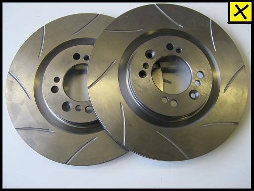 Hi Spec Brake discs