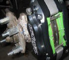 Fitting Ford Capri Brakes 11