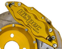 HiSpec Brake Discs and Calipers